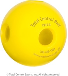 Hole BASEBALL-96 Bulk Package - TCB-96L-74